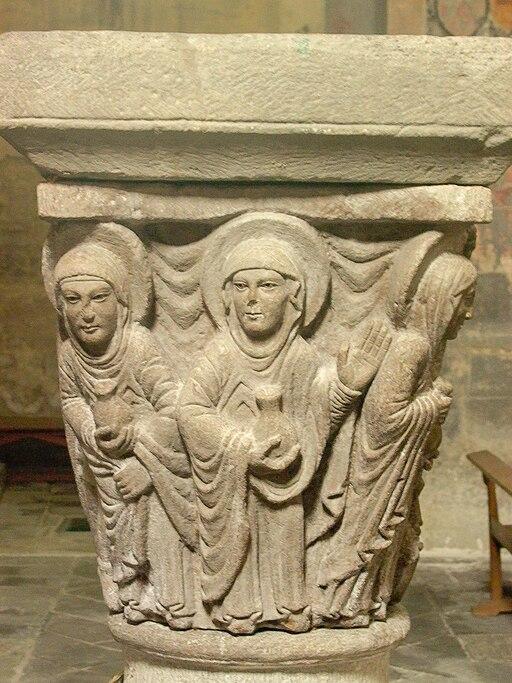 Mozac Saintes femmes