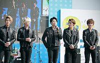 Mr.Mr at the Incheon Festival (2).jpg