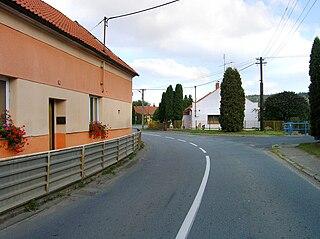 Mrzky Municipality and village in Central Bohemian Region, Czech Republic