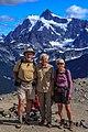 Mt Shuksan from the Ptarmigan Ridge trail…Murray, Graham & Eva (7942399690).jpg