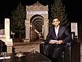 """Muhammed KÖSEN, Terzibaba Mezarlığında """"ÖZEL DOSYA"""" program çekiminin hemen öncesinde Kameraman Mustafa BAŞGÖZE tarafından görüntülenirken... - panoramio.jpg"""