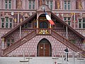 Mulhouse Altes Rathaus Treppe 1.JPG