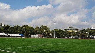 Pefki - Image: Municipal Stadium of Pefki