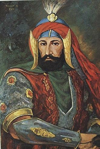 Kösem Sultan - Image: Murad IV