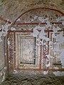 Murals in the underground museum of Saint Sofia Church, Стенописи в подземния музей на църквата Света София.jpg