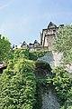 Mury zamku z tarasów Książa.jpg