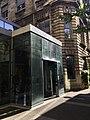 Musée ethnographie université Bordeaux facade entrée.jpg