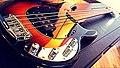 Music Man StingRay fretless bass body angled 3.jpg
