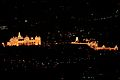Mysore Palace from hiltop.jpg