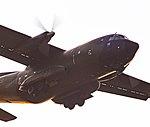 Nörvenich Air Base Transall C-160D D101 Lufwaffe 50+64 (44419033571).jpg