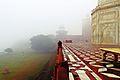 N-UP-A28 View of Taj Mahal Terrace on the banks of Yamuna.jpg