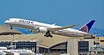 N27964 United Airlines Boeing 787-9 Dreamliner s-n 37813 (26222483659).jpg