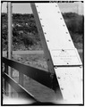 NAMEPLATE AND RIVETS DETAIL - Thatcher Bridge, Spanning Bear River, Thatcher, Franklin County, ID HAER ID,21-THAT.V,1-7.tif