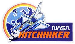 NASA-Hitchhiker-Program