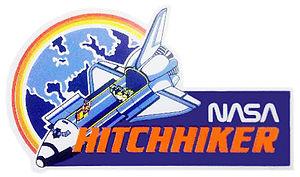 Hitchhiker Program - Hitchhiker program insignia