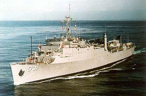 NDD Rio de Janeiro (G-31) in Brazilian Navy