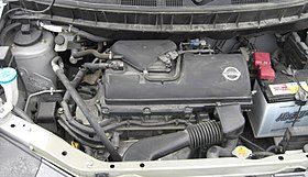Nissan CR engine - WikipediaWikipedia
