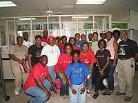 NPHC chapter in the Bahamas