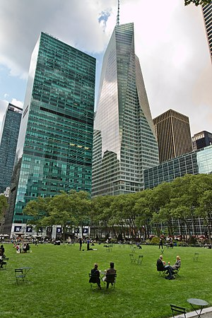 Bryant Park - The Lawn