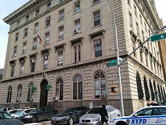 Brooklyn Nine-Nine - Image: NYPD 78th precinct