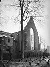 na de brand zuidportaal en zuid-transept - asperen - 20025851 - rce