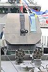 Naantali Lippujuhlan päivän kalustoesittely 2016 08 Bofors 40 mm.JPG