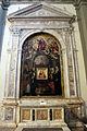 Naddo Ceccarelli, Madonna col Bambino (1350-90 ca.), attorno gloria di dio e santi di crescenzio gambarelli (1610 ca.), 01.JPG