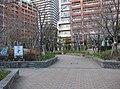 Nakamaruko tower blocks , Musashi-Kosugi , Kawasaki - panoramio (1).jpg