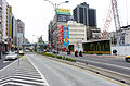 Nanjing East Road Section 2 West View 20150217.jpg