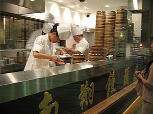 Nanxiang Steamed Bun Restaurant - Xiaolongbao