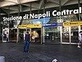 Napoli Centrale railway station in 2020.06.jpg