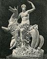 Napoli Museo Nazionale Nereide seduta sopra un mostro marino.jpg