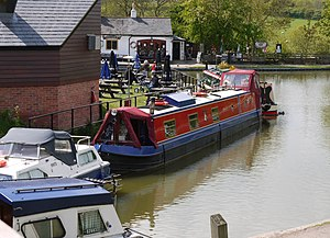 Narrow Boats at Foxton Locks - Flickr - mick - Lumix(6).jpg