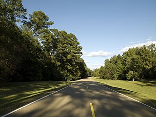 Natchez Trace Parkway 49,000 acres managed by the National Park Service
