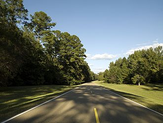 National Parkway - The Natchez Trace Parkway