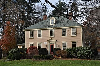 Rev. Stephen Badger House United States historic place