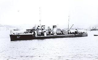 Greek destroyer <i>Nea Genea</i>