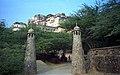 Neemrana Fort Palace entrance.jpg