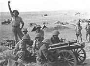 Negev Brigade soldiers 1948