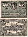 Neidenburg (Nidzica) 25Pf. 1920.jpg