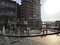 Neon sign of Nakagawa City in front of Hakata-Minami Station.jpg