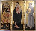 Neroccio di bartolomeo landi, madonna col bambino e santi, 1476.JPG
