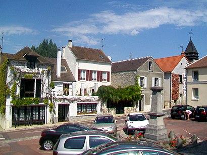 Comment aller à Nerville-La-Foret en transport en commun - A propos de cet endroit