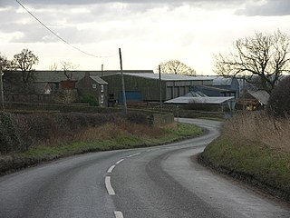 Nether Handley Human settlement in England