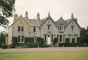 Eyemouth - Netherbyres House