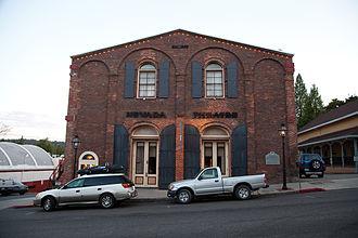 Nevada Theatre - Image: Nevada Theater 4