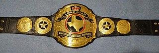 NWA Texas Heavyweight Championship Professional wrestling championship