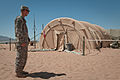 New Army tents to improve climate control in hot-cold environments 120430-A-JV906-001.jpg