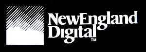 New England Digital - Image: New England Digital logo