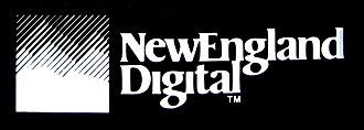 New England Digital - Image: New England Digital logo